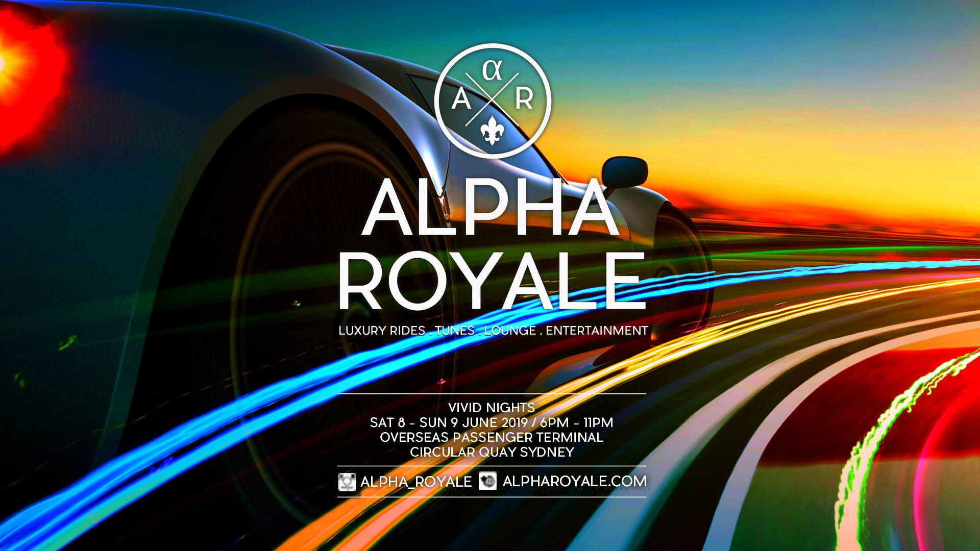 Alpha Royale